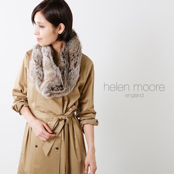 helen moore(ヘレンムーア)エコファースヌード cowl