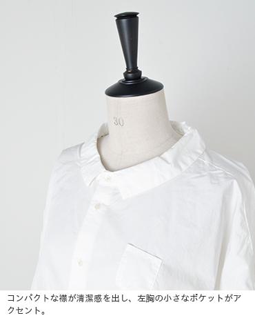 "ordinary fits(オーディナリーフィッツ)コットン100% バーバーシャツ"" ol-s070"