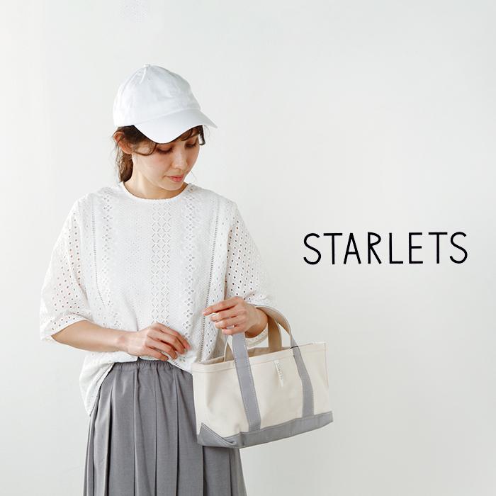 STARLETS(スターレッツ)キャンバストートバッグS s1601s