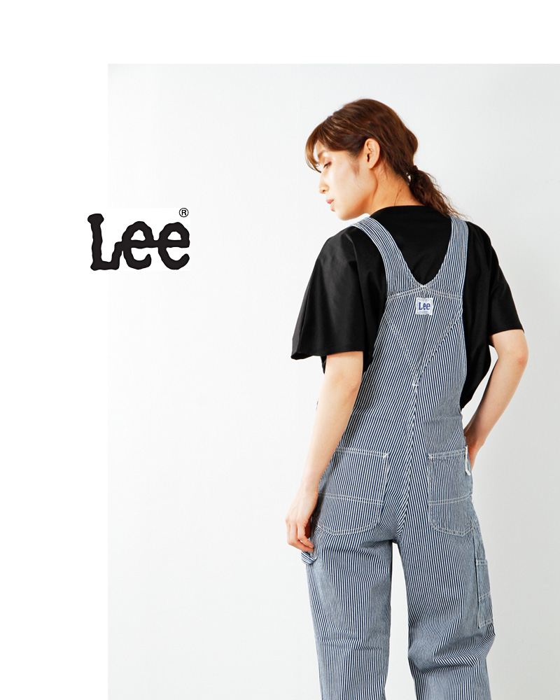 Lee(リー)デニムオーバーオール ll0255