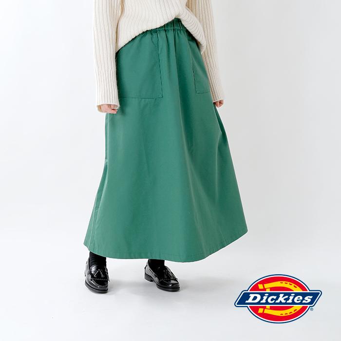 Dickies(ディッキーズ)TCツイル後ろインバーテッドスカート 183w40wd19