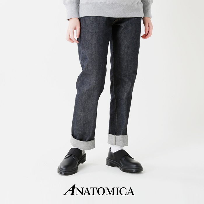 ANATOMICA(アナトミカ)618ORIGINALスリムフィットデニムパンツ530-000-01