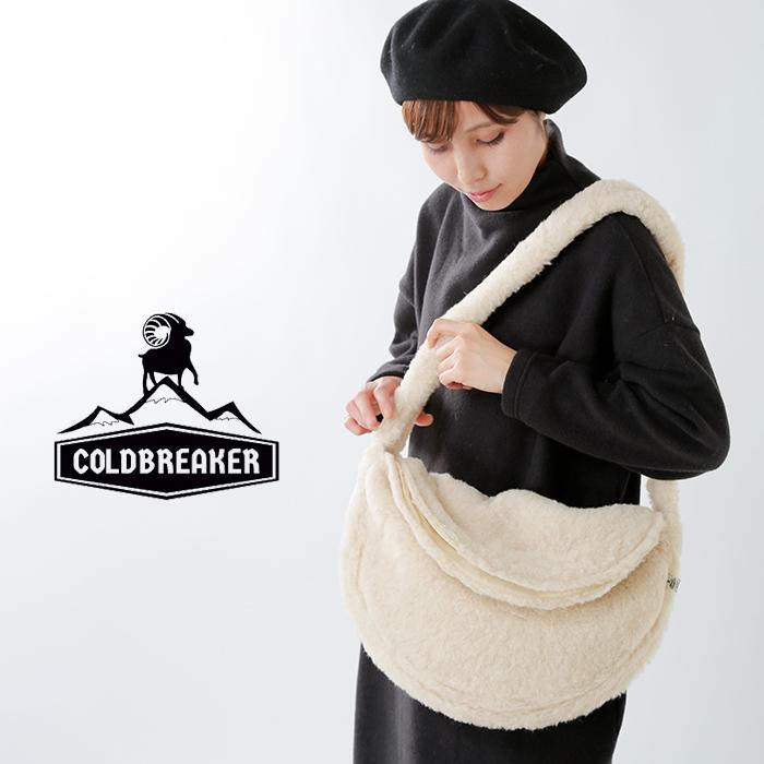 Cold Breaker(コールドブレーカー)ウールパイルボアサンシャインラウンドトートバッグ srt-p