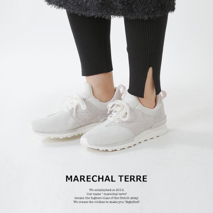 MARECHAL TERRE(マルシャルテル)ニットレギンスパンツ zmt185kn513