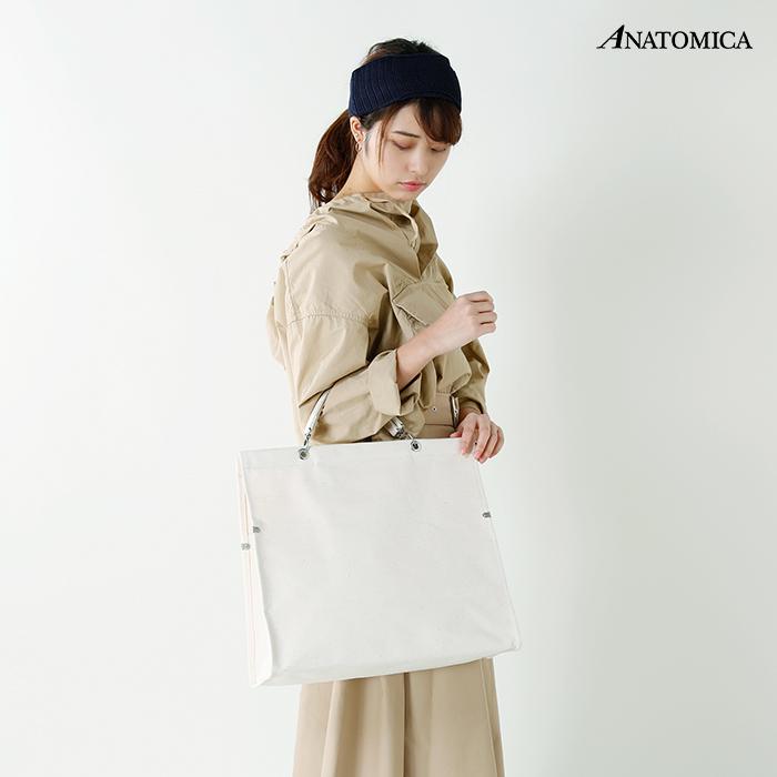 ANATOMICA(アナトミカ)ロングマルシェバッグ530-492-32