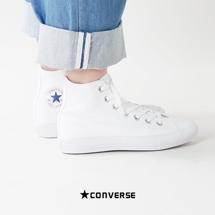CONVERSE(コンバース)オールスターライトHIスニーカーallstar-light-hi