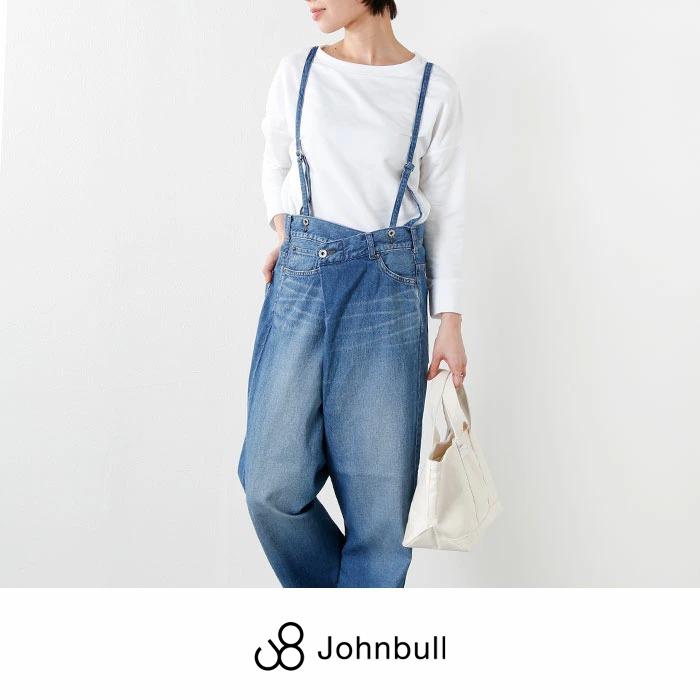 Johnbull(ジョンブル)サスペンダータイパンツ ap458-18000