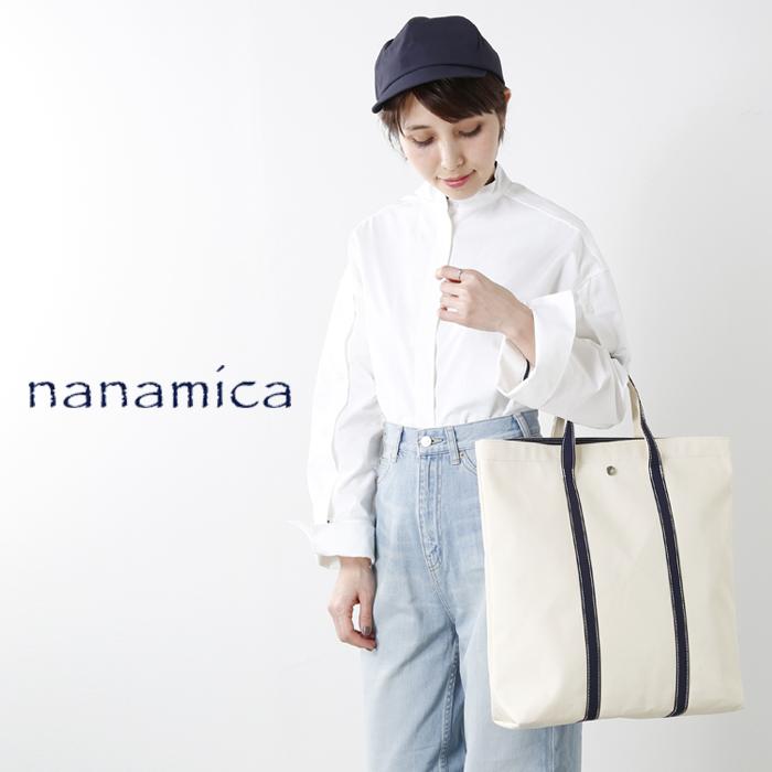 nanamica(ナナミカ)キャンバストートバッグsuos861