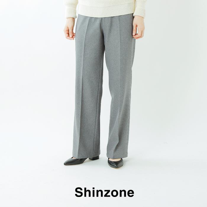 Shinzone(シンゾーン)センタープレスパンツ 17smspa16