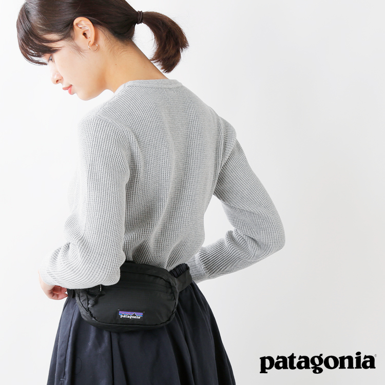"""patagonia(パタゴニア)ウルトラライトブラックホールミニヒップパック""""Ultralight Black Hole Mini Hip Pack"""" 49447"""