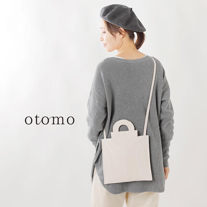 otomo(オトモ)11号帆布ミニショルダーバッグ arch-mini-shoulder