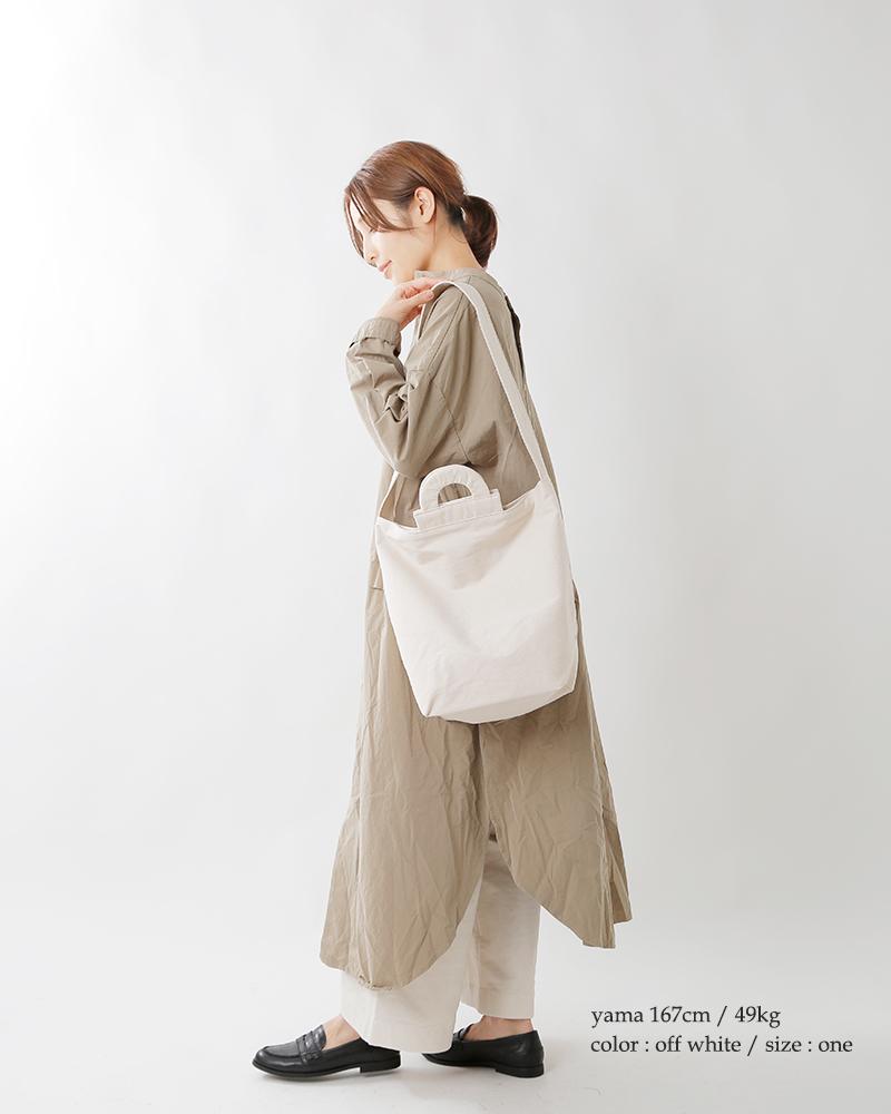 otomo(オトモ)11号帆布ショルダートートバッグ arch-shoulder-tote
