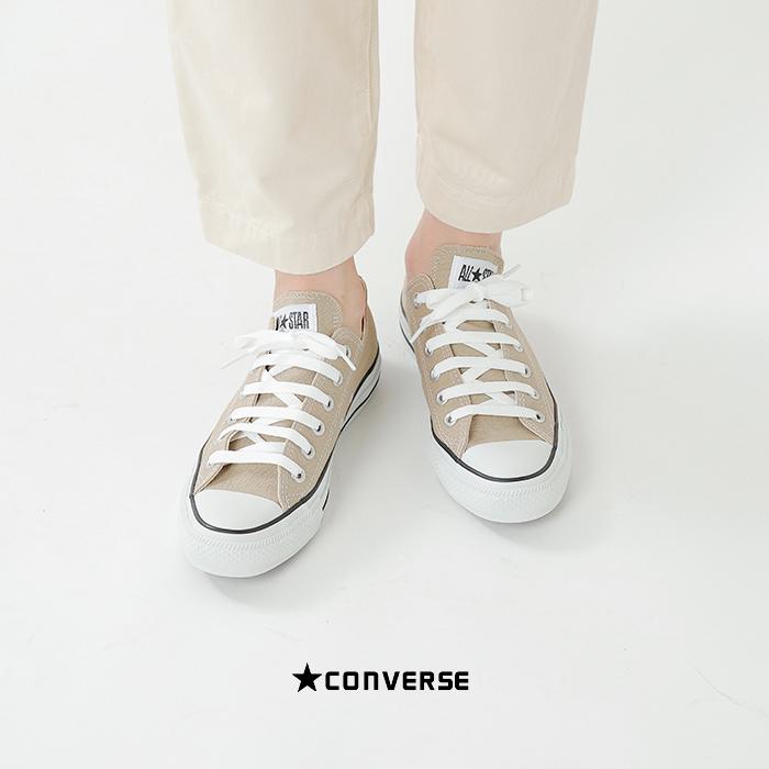 CONVERSE(コンバース)キャンバスオールスターカラーズOXローカットスニーカー canvasallstar-colorsox