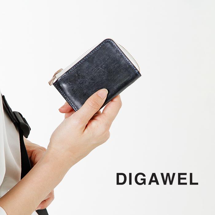DIGAWEL(ディガウェル)ブライドルレザースモールパース dwzoz001