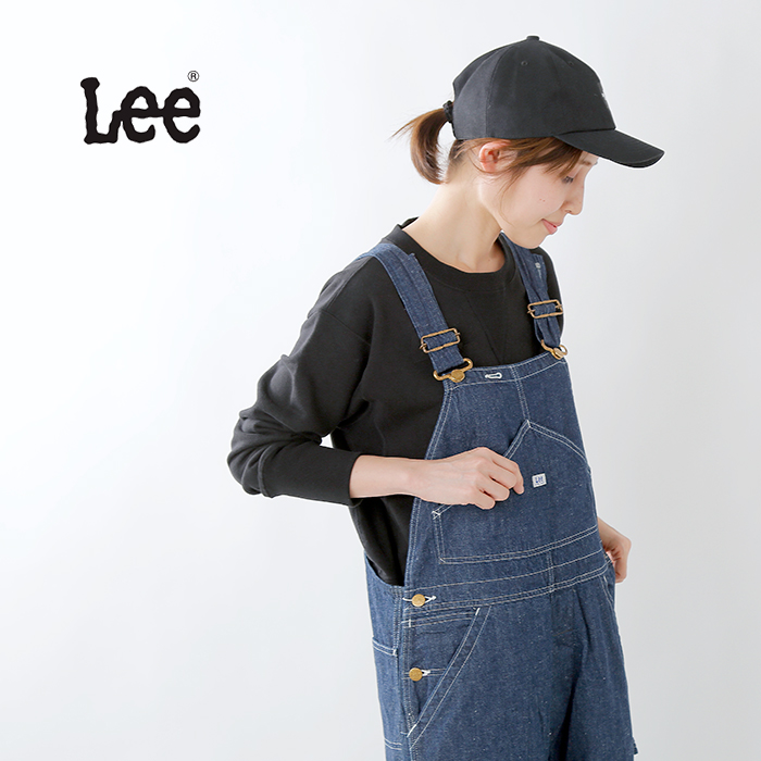 Lee(リー)ダンガリーオーバーオール ll6056