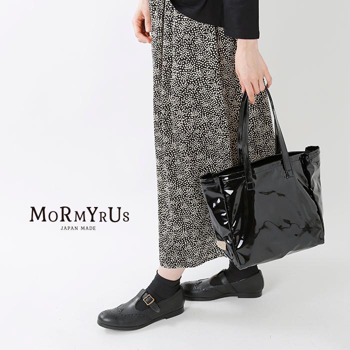 mormyrus(モルミルス)メタリックトートバッグM m-106