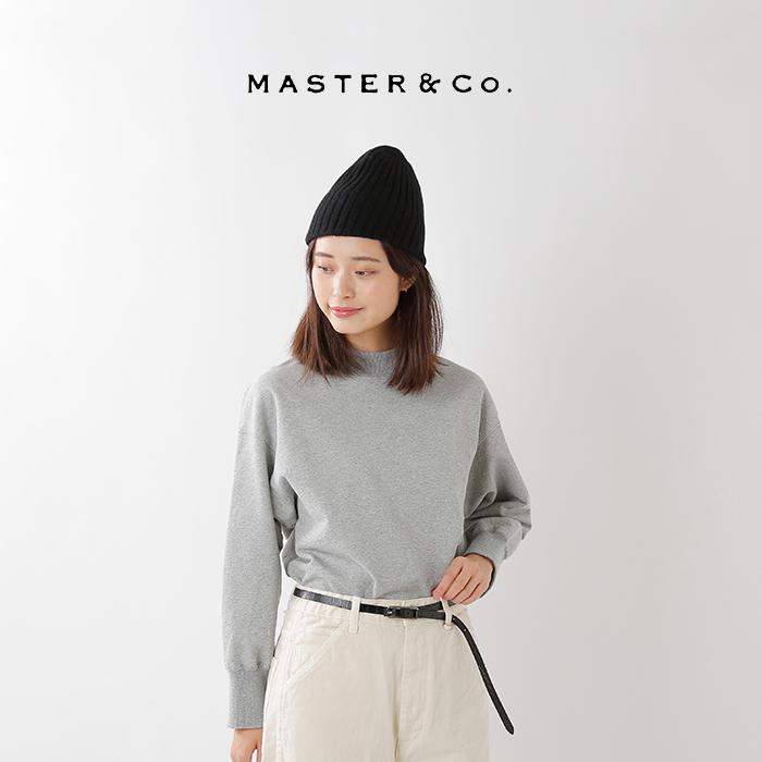 MASTER&Co.(マスターアンドコー)型押しレザーベルト