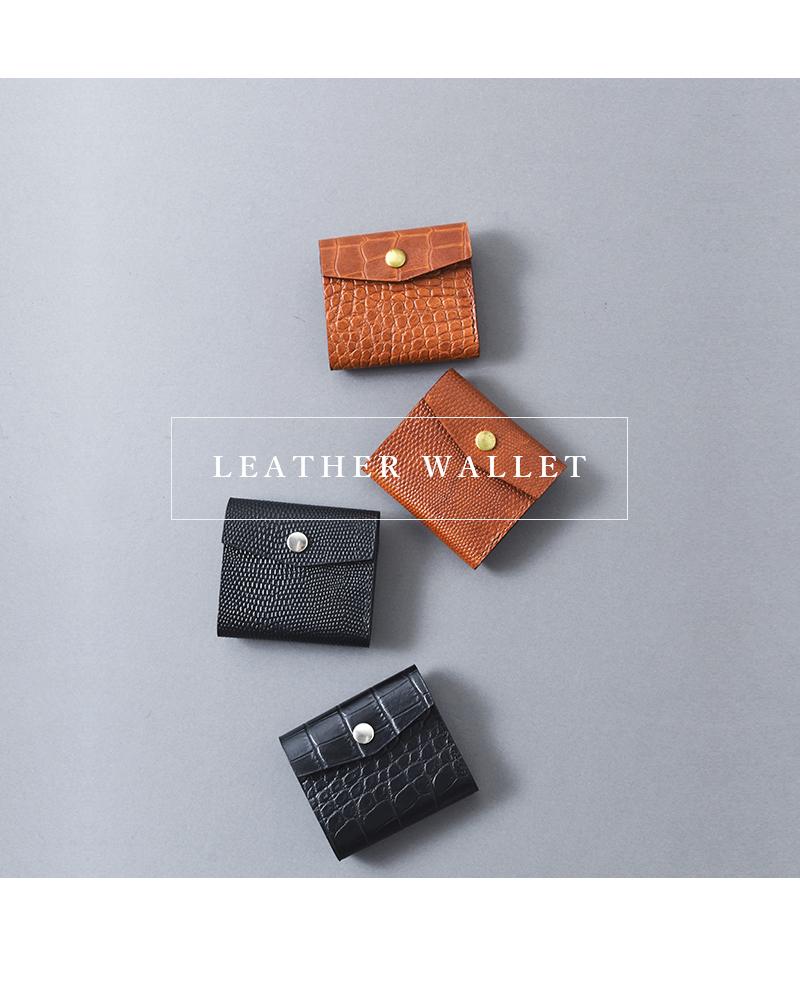 MASTER&Co.(マスターアンドコー)レザーウォレット mc1132