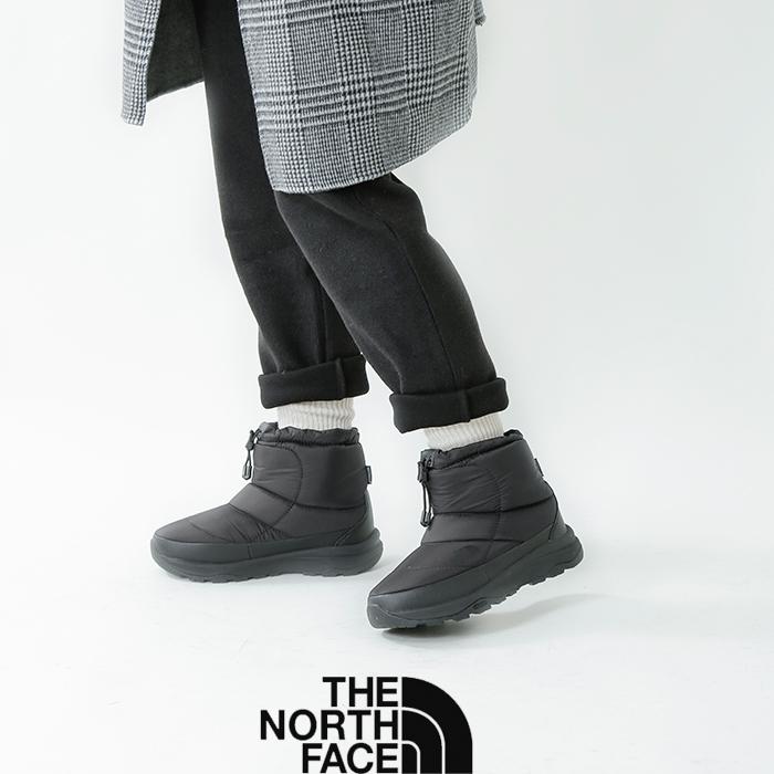 THE NORTH FACE(ノースフェイス)ヌプシブーティー ウォータープルーフ6ショート nf51874
