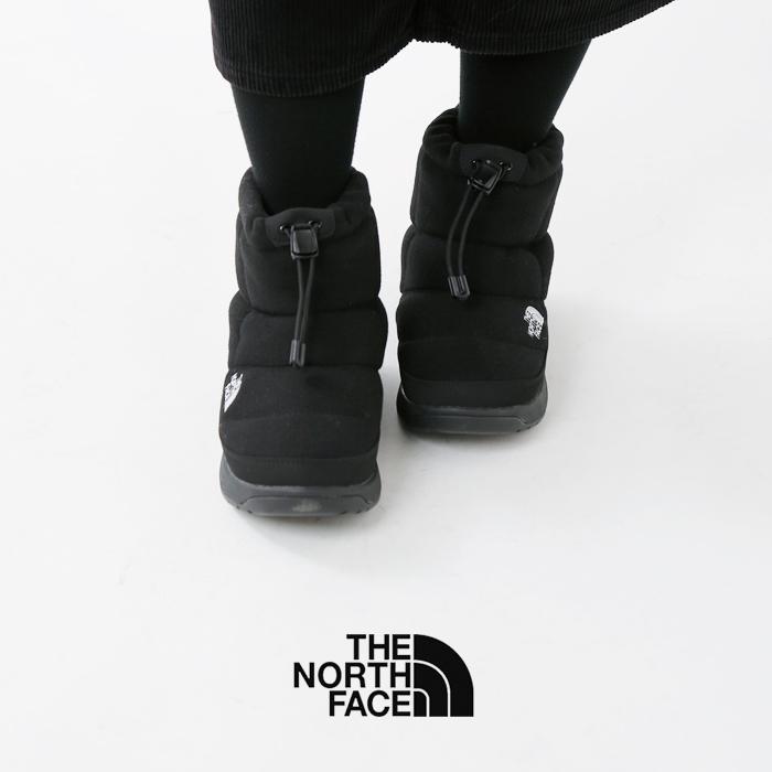 """THE NORTH FACE(ノースフェイス)Wヌプシブーティーウール5ショート""""W Nuptse Bootie Wool 5 Short"""" nfw51979"""