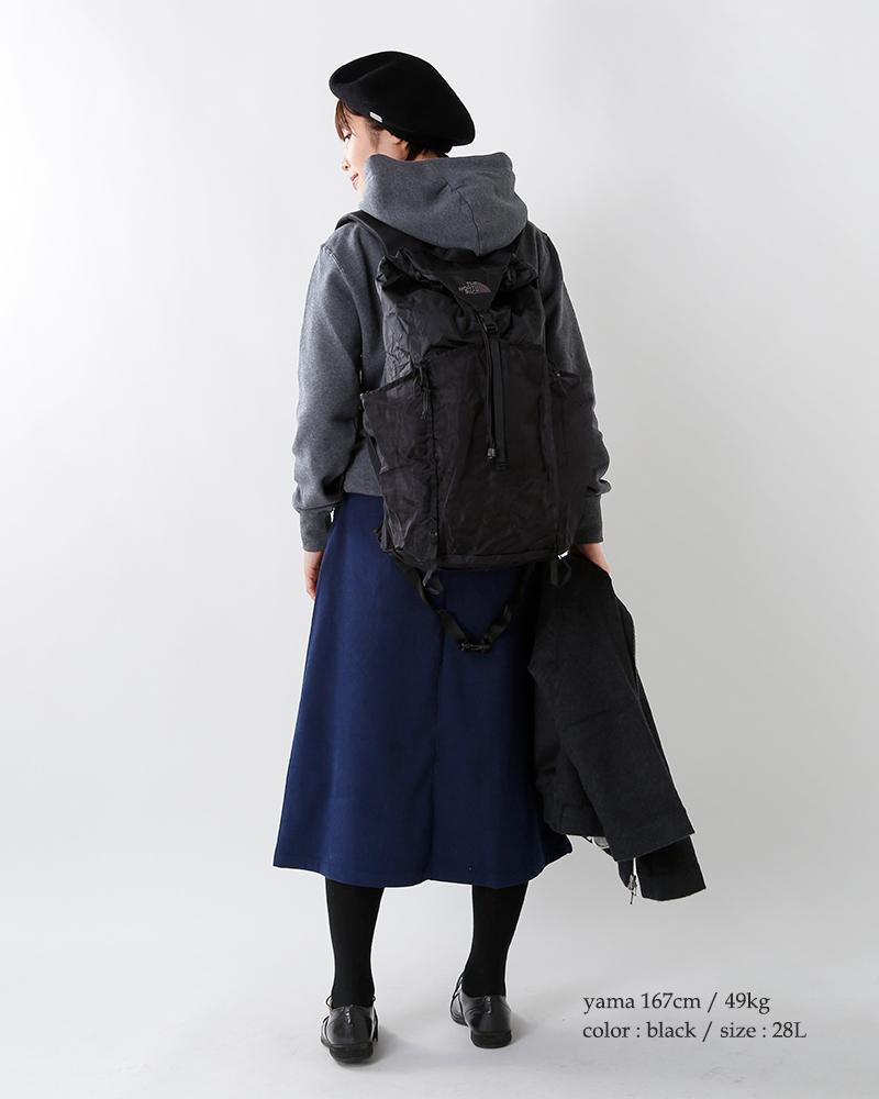 "THE NORTH FACE(ノースフェイス)パッカブルグラムバックパック""Glam Backpack"" nm81861"