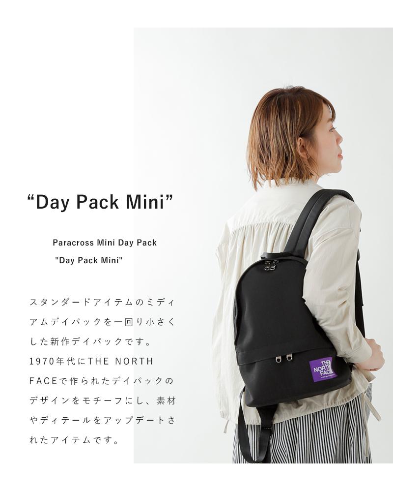 """THE NORTH FACE PURPLE LABEL(ノースフェイスパープルレーベル)パラクロスミニデイパック""""Day Pack Mini"""" nn7911n"""