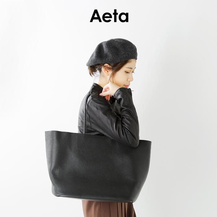 Aeta(アエタ)カウレザートートバッグL pg12