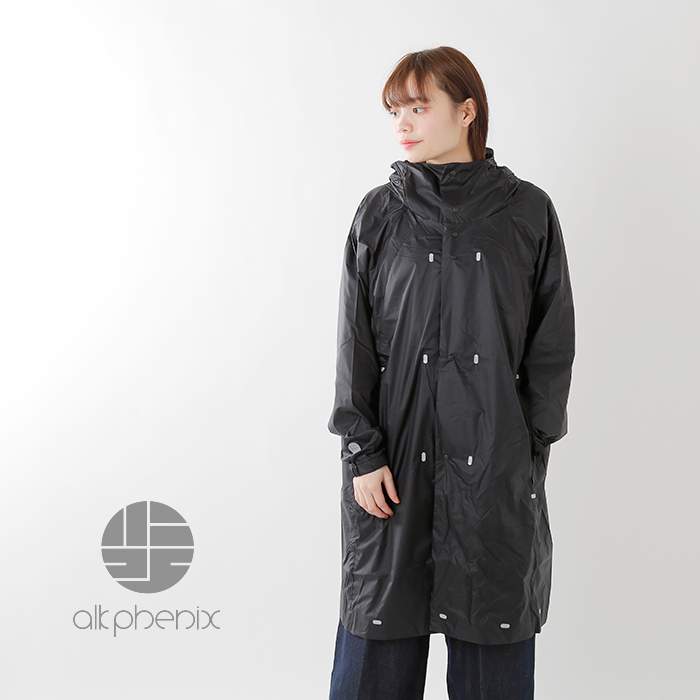 "alkphenix(アルクフェニックス)超撥水素材エピックパッカブルコート""domecoat""po912wt01"