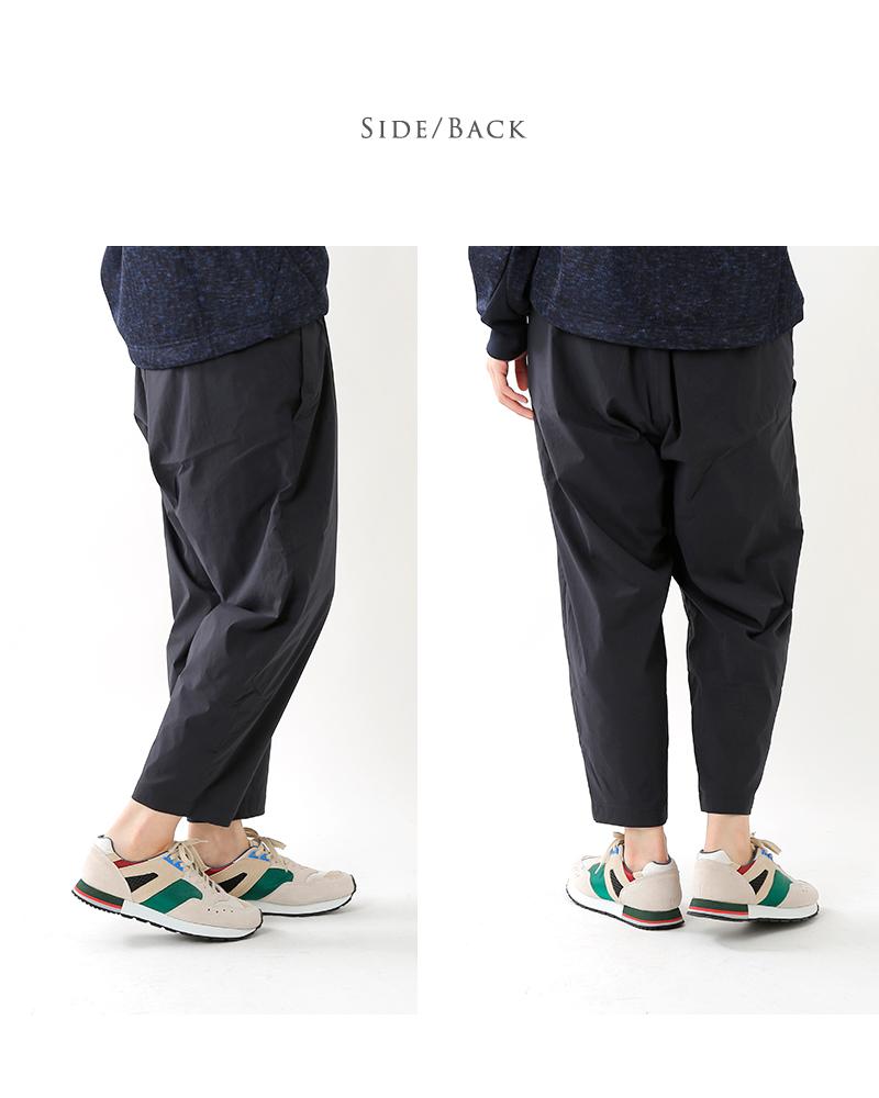 "alk phenix(アルクフェニックス)カルストレッチ軽量テーパードパンツ""crank pants easy"" po952pa64"