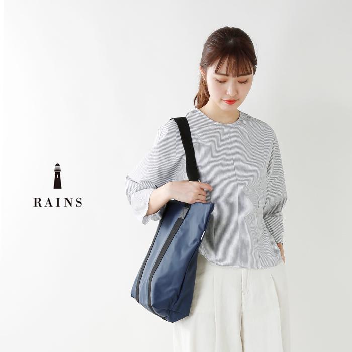RAINS(レインズ)トートバッグラッシュtote-bag-rush