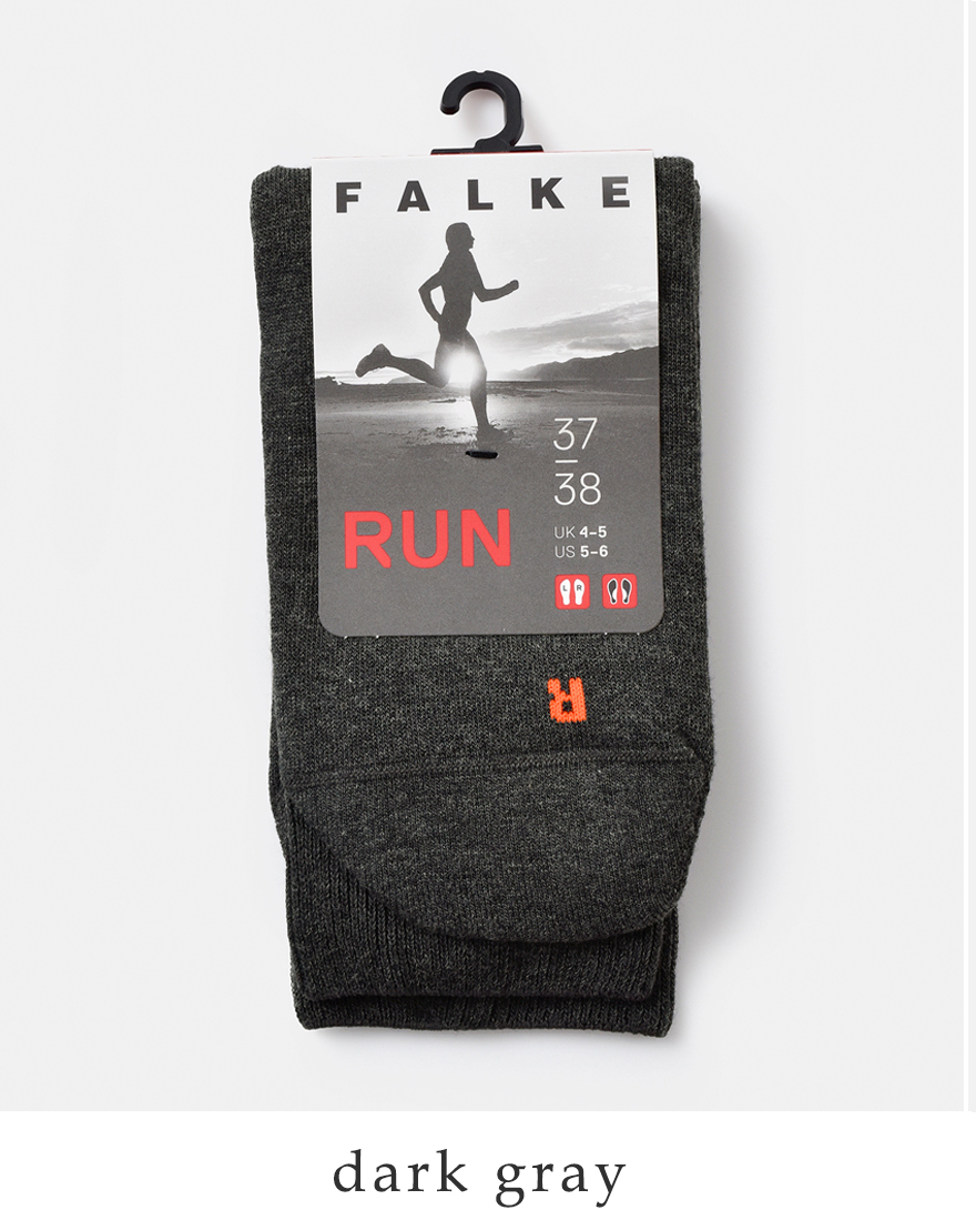 "FALKE(ファルケ)ショートソックス""RUN""16605"