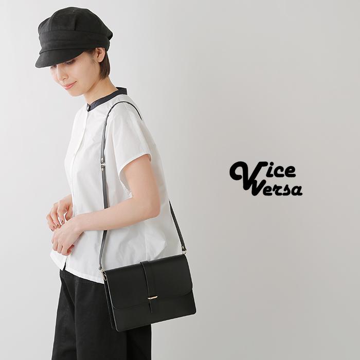 VICE VERSA(バイスベルサ)2wayクラッチ&ショルダーレザーバッグ 99184
