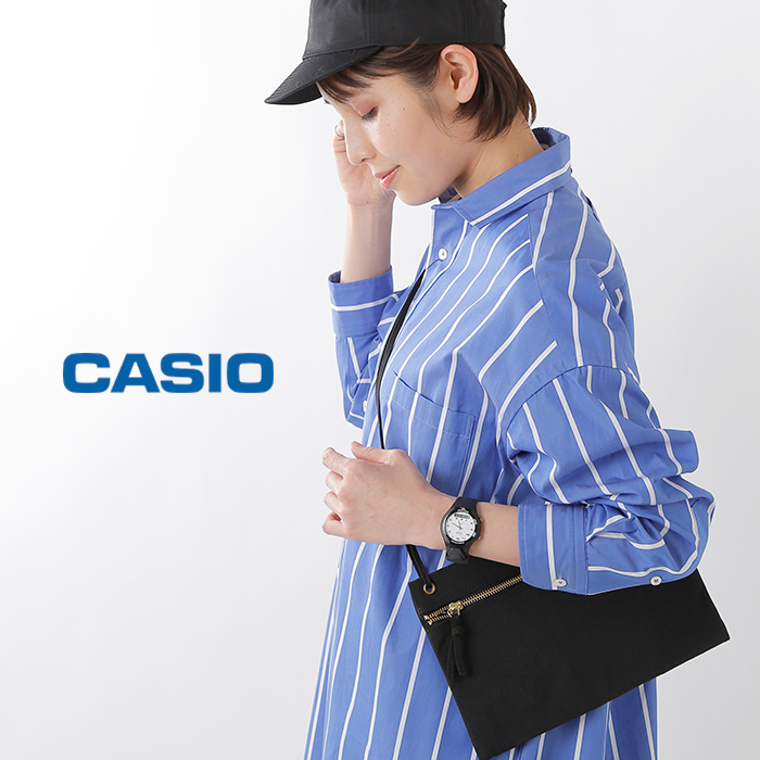 CASIO(カシオ)スタンダード アナデジ 腕時計 aw-90h-7bvdf