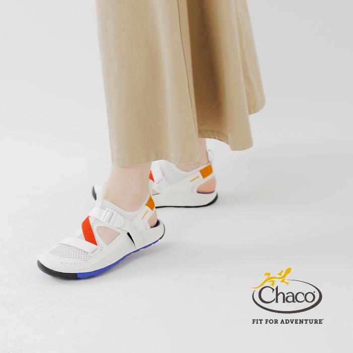Chaco(チャコ)メッシュアッパーストラップサンダル odyssey