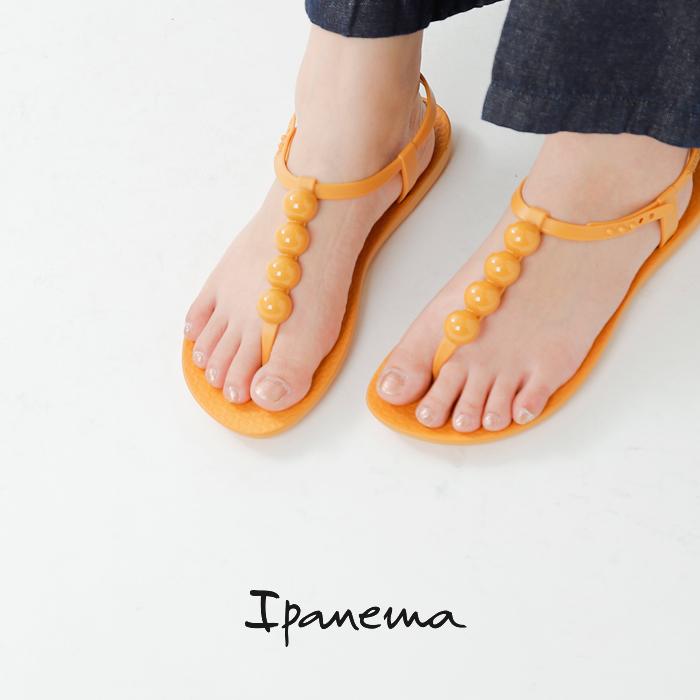 """Ipanema(イパネマ)チャームビーチフラットサンダル""""CHARM VI SANDAL"""" sp82517"""