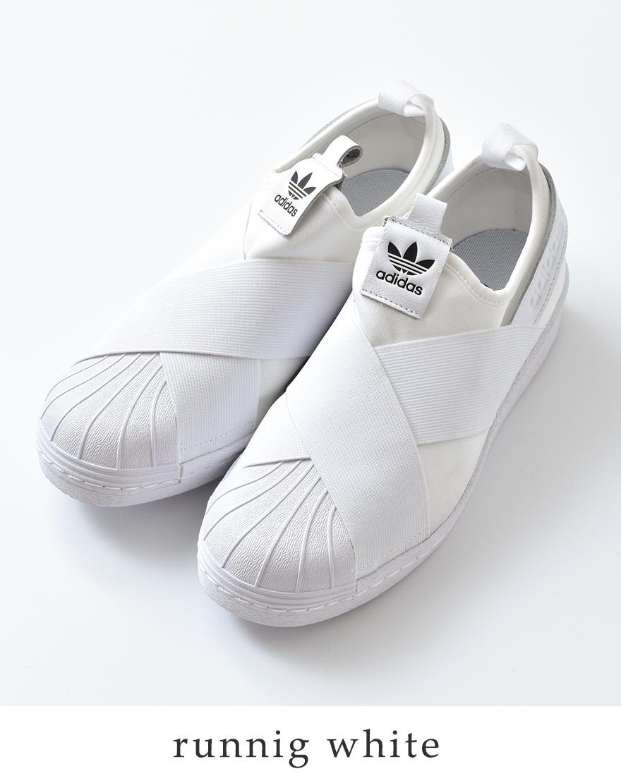 "23ec06803b9cb adidas Originals(アディダス オリジナルス)スリッポンスニーカー""Superstar Slip On W"" ss ..."
