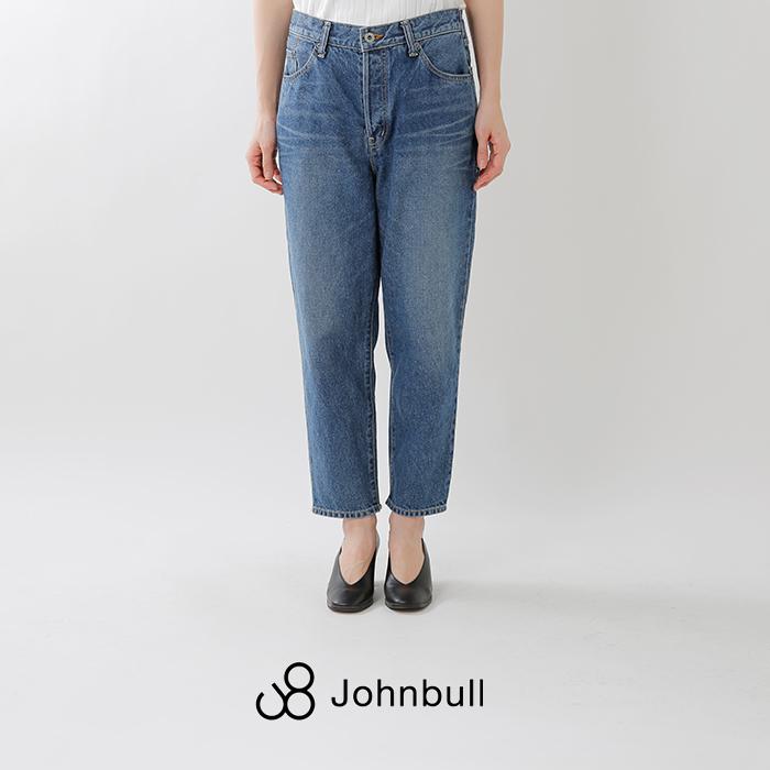 Johnbull(ジョンブル)ユナイトテーパードデニムパンツ zp086
