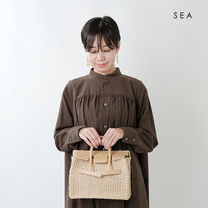 SEA(シー)アバカかごバッグS110520124