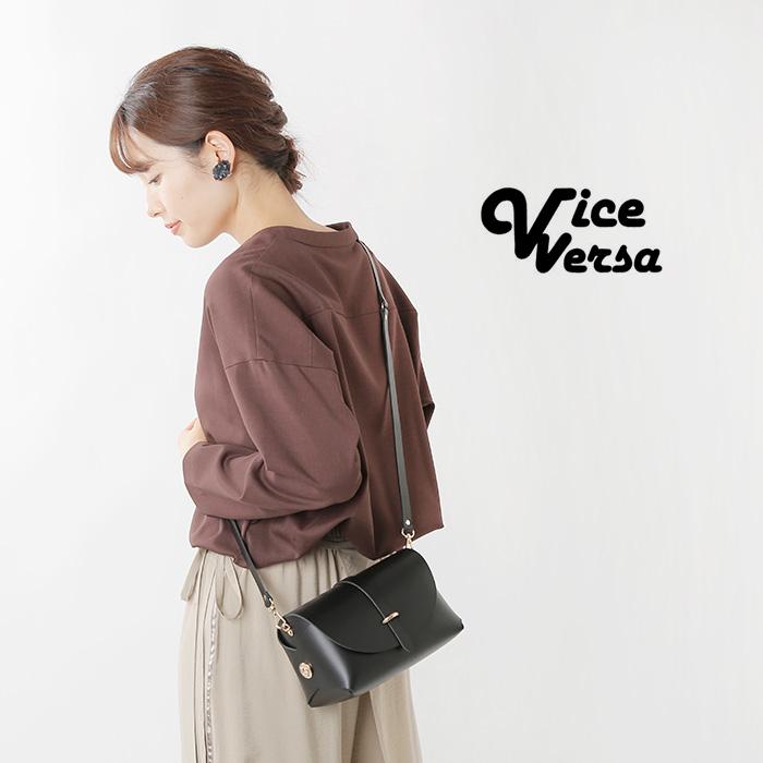 VICE VERSA(バイスベルサ)レザーショルダーバッグL 99130-ba