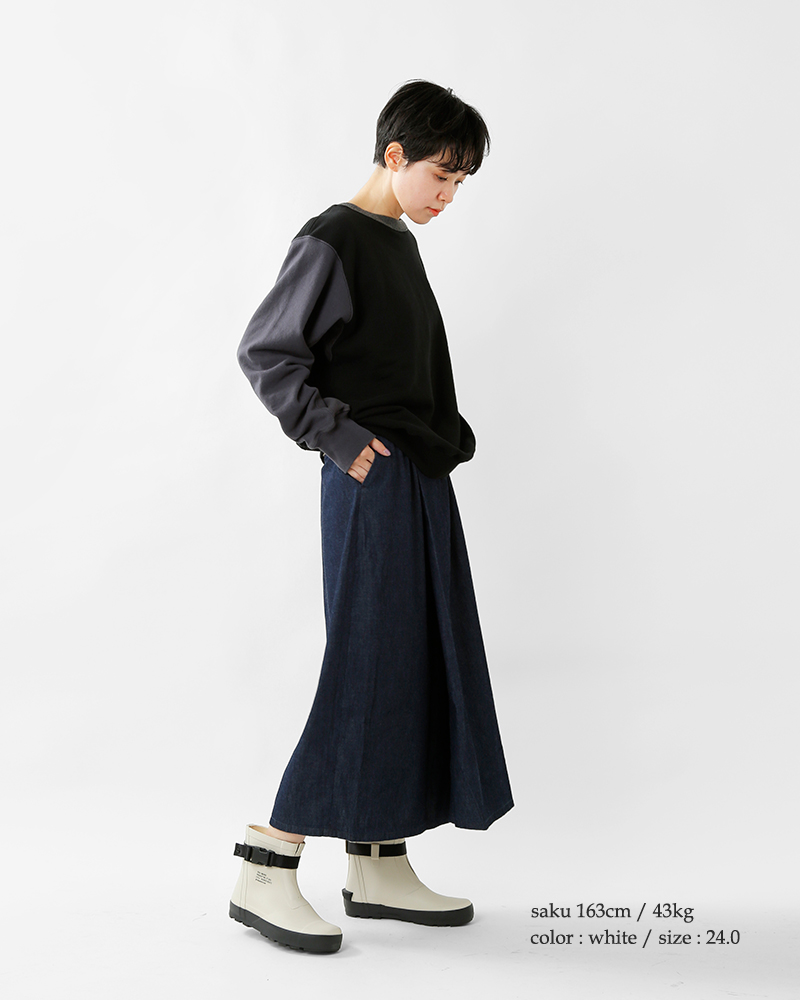 """moonstar810s(ムーンスターエイトテンス)ラバーワークブーツ""""MARKE""""et005"""