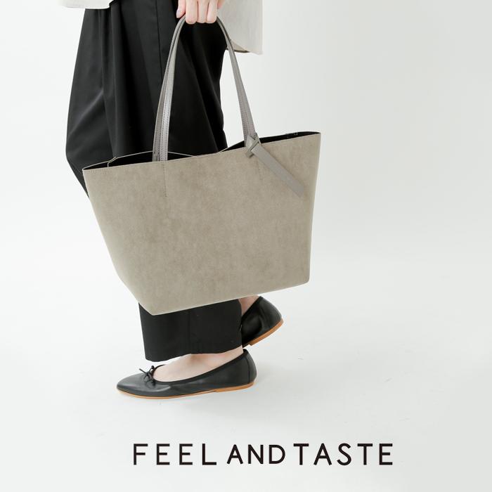 """FEEL AND TASTE(フィールアンドテイスト)カラートーントートミニバッグ""""tone-totemini"""" f101h015"""