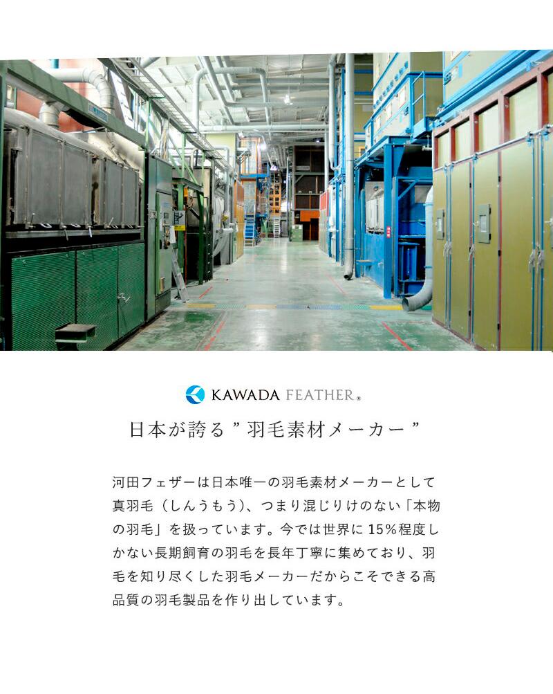 """The Loft Labo(ロフトラボ)×KAWADA FEATHER(カワダフェザー)フーデッドミドルダウンジャケット""""JEAN-2"""" tl20fjk36"""