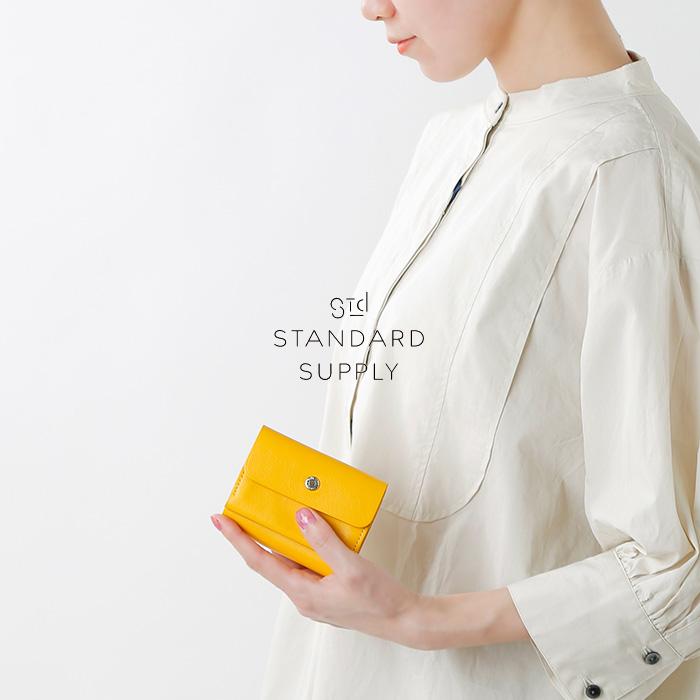 "STANDARD SUPPLY(スタンダードサプライ)ウォレット""TRIFOLD WALLET"" trifold-wallet"