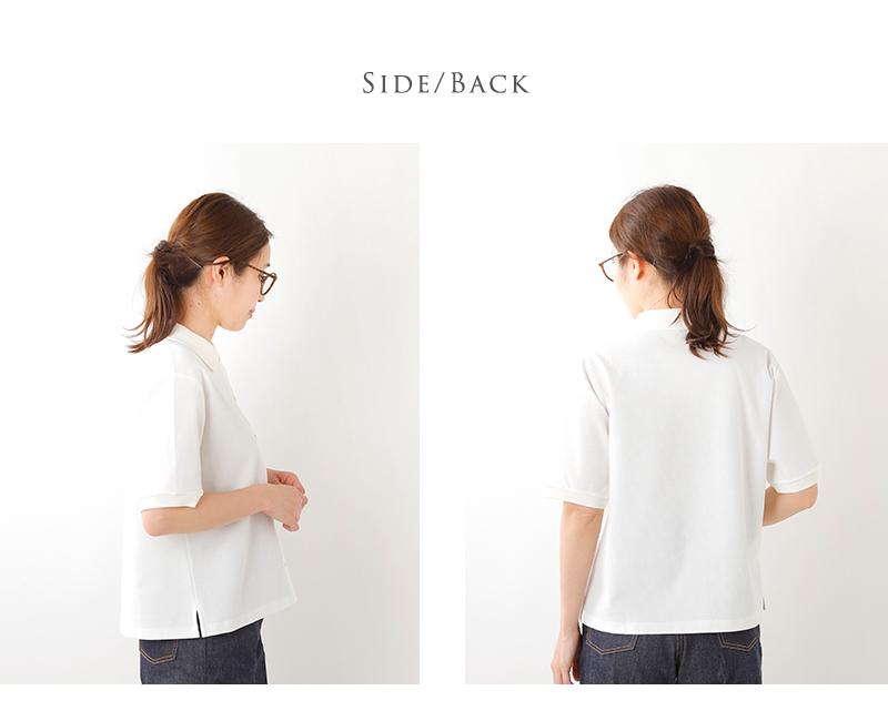 MY(マイ)カノコショートスリーブTシャツ 201-61105