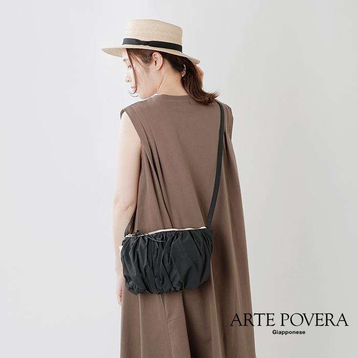 ARTE POVERA(アルテポーヴェラ)N/Cパンプキンサコッシュ 2020summer79