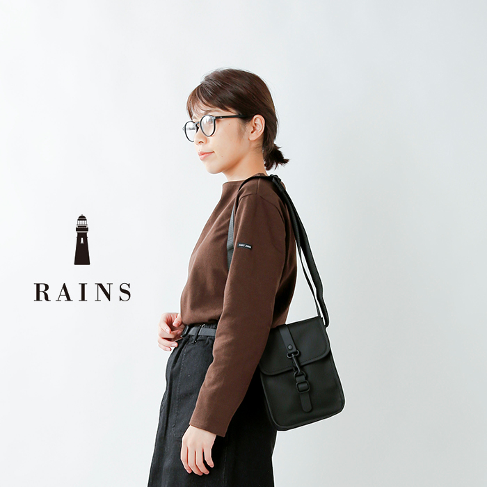 RAINS(レインズ)ショルダーフライトバッグ 53209-53203-10000