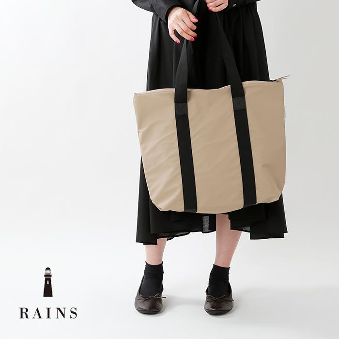RAINS(レインズ)トートバッグラッシュ53209-53203-7000