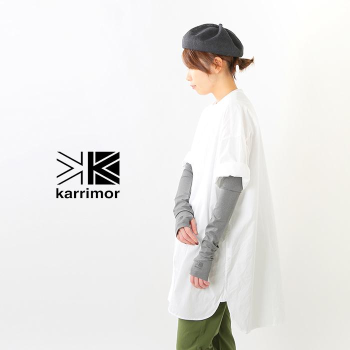 """karrimor(カリマー)ポリエステルUVカットアームカバー""""UV arm cover"""" 5a01ubj2"""