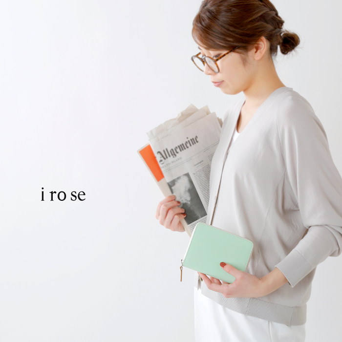 irose(イロセ)ポップアップミディアムウォレット2 acc-pu01