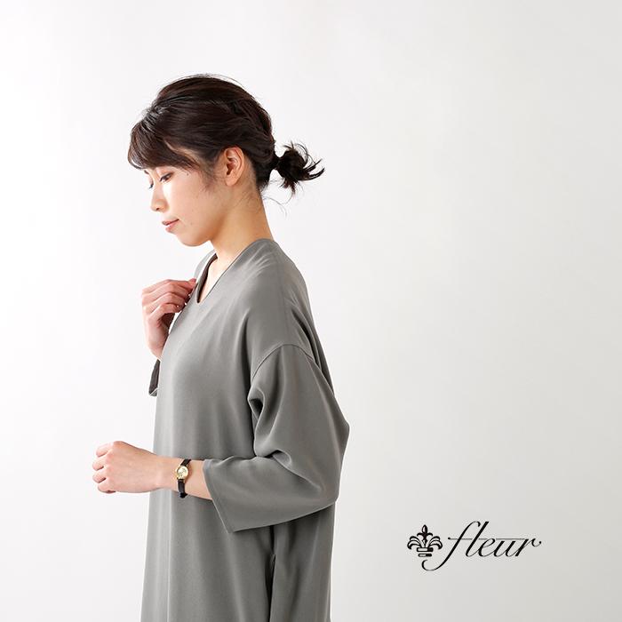 """Fleur(フルール)aranciato別注 リザードレザーバンドウォッチ""""Hyacinth"""" f002-13000"""